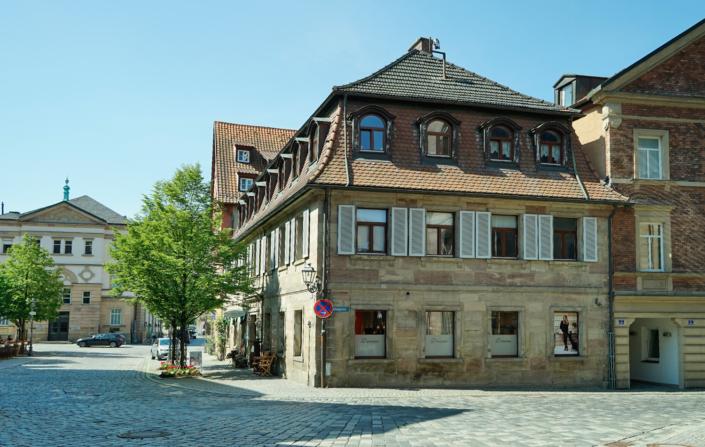 Dreams Damenmode in der Kulmbacher Innenstadt